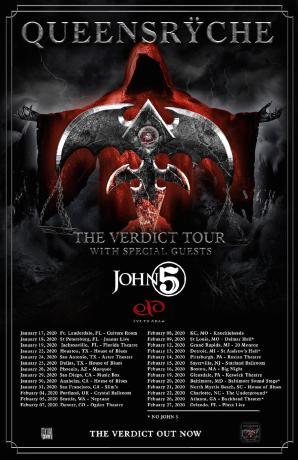 Queensryche-John-5-Tour